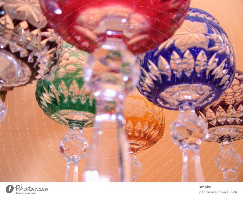 römische gläser Ernährung Glas