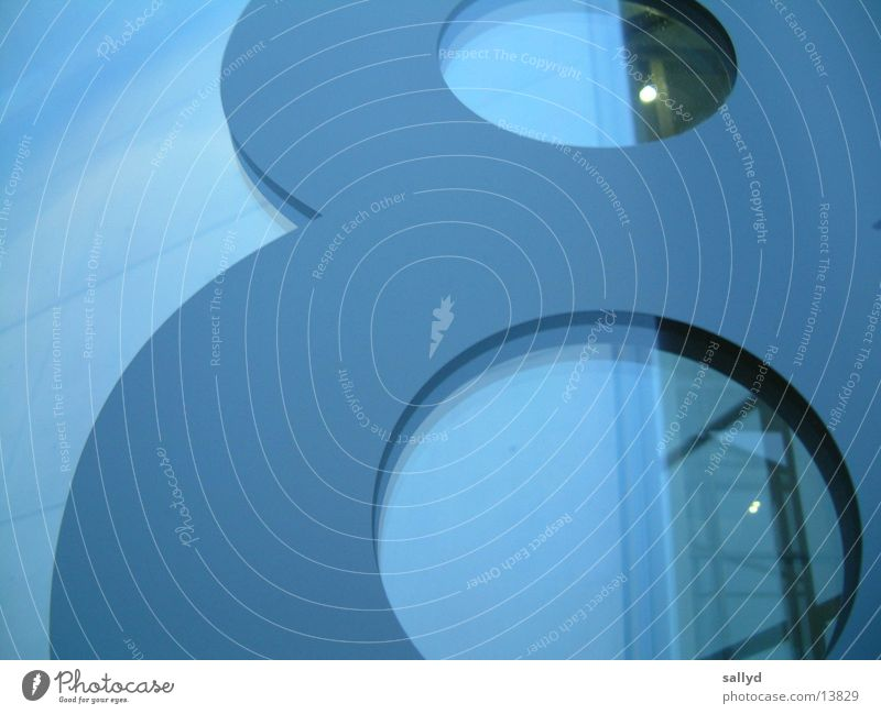 acht Ziffern & Zahlen 8 Fototechnik