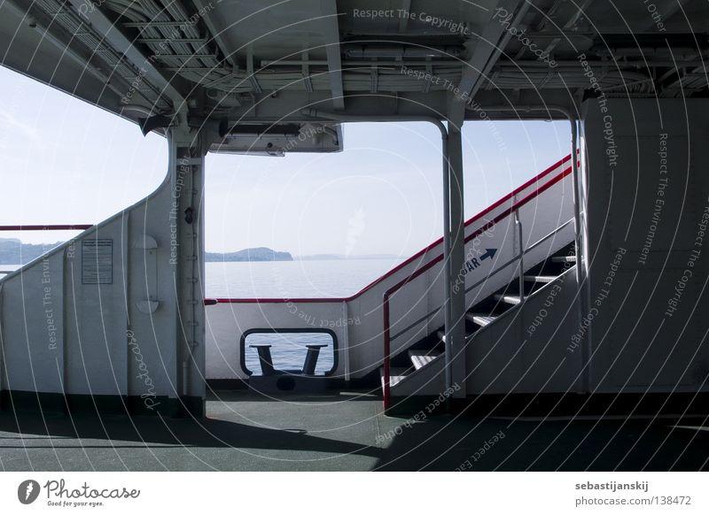 Lago Fähre Meer Sommer See Wasserfahrzeug modern Güterverkehr & Logistik Italien Stahl Schifffahrt Lago Maggiore