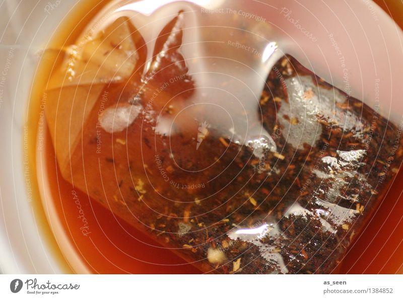 Teatime Weihnachten & Advent Wasser Erholung Gesunde Ernährung ruhig Wärme Gesundheit braun orange Zufriedenheit genießen Getränk trinken Wellness Wohlgefühl