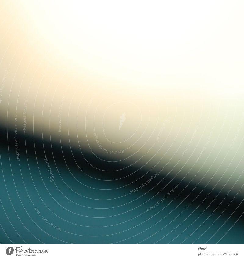 smooth Muster Farbverlauf Verlauf weich zart graphisch weiß schwarz türkis Quadrat Unschärfe abstrakt Strukturen & Formen Hintergrundbild Farbenspiel