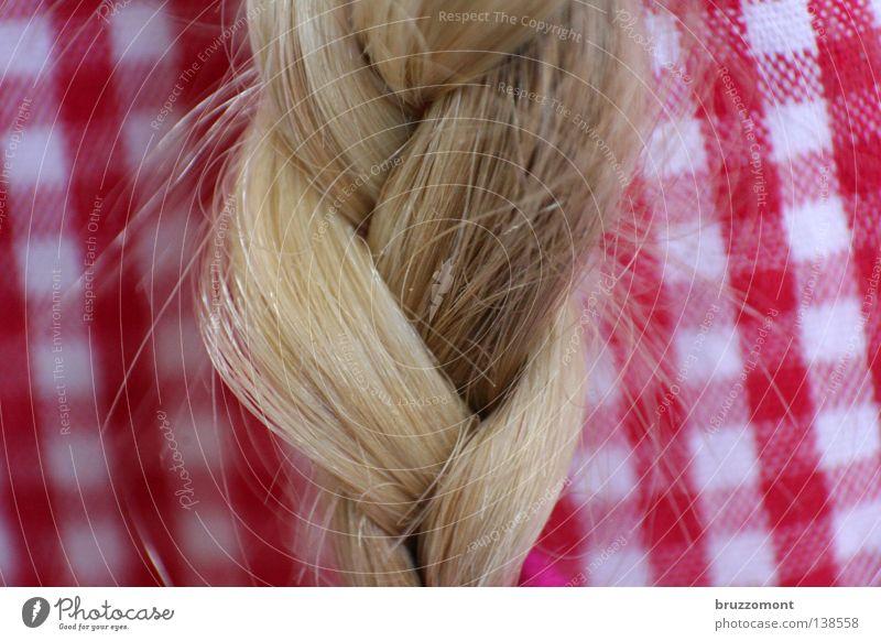Flow it, show it, long as God can grow it weiß rot Haare & Frisuren blond Rücken Behaarung Wohnzimmer Friseur kariert Zopf Haarsträhne Bluse binden geflochten Verflechtung Haarspliss