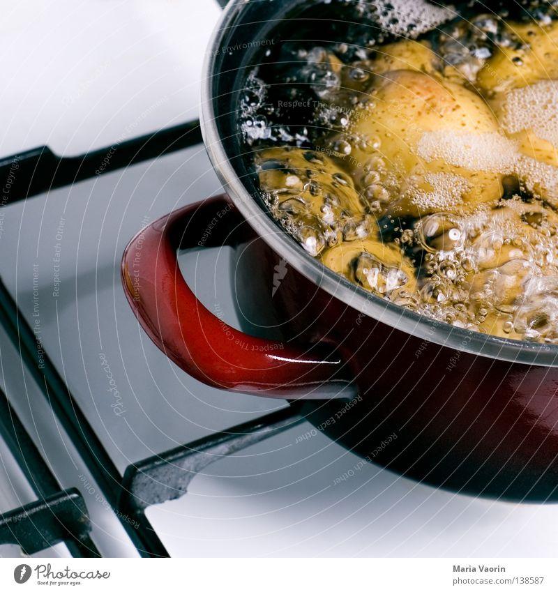 Alleine Kochen ist doof kochen & garen Topf Abendessen Mittagessen Nachtschattengewächse Beilage heiß Herd & Backofen Physik Küche Gastronomie