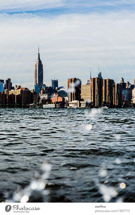 Around the World: New York City Ferien & Urlaub & Reisen Stadt Landschaft Reisefotografie Tourismus Skyline