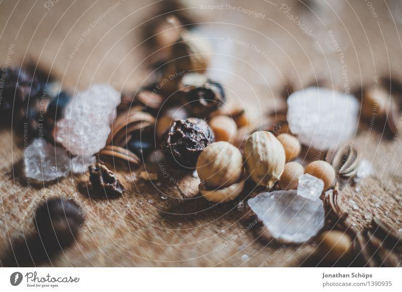 Gewürzmischung XV Gesunde Ernährung Speise Essen Foodfotografie natürlich Gesundheit Lebensmittel braun genießen Kochen & Garen & Backen Kräuter & Gewürze