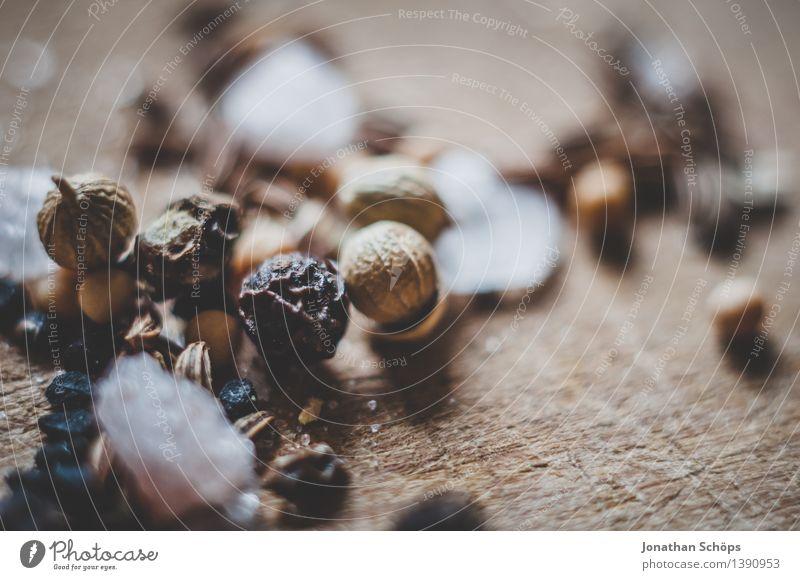 Gewürzmischung XIV Gesunde Ernährung Speise Essen Foodfotografie natürlich Gesundheit Lebensmittel braun genießen Kochen & Garen & Backen Kräuter & Gewürze