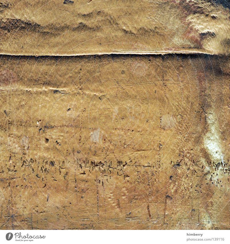 wandrand Wand Sand Mauer Gebäude Erde dreckig Fassade trist Bodenbelag Kabel Wüste trocken verfallen Denkmal Handwerk Wahrzeichen