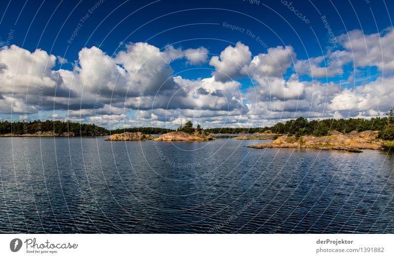 Inselhopping in den Schären Ferien & Urlaub & Reisen Tourismus Ausflug Abenteuer Ferne Freiheit Kreuzfahrt Sommerurlaub Meer wandern Umwelt Natur Landschaft