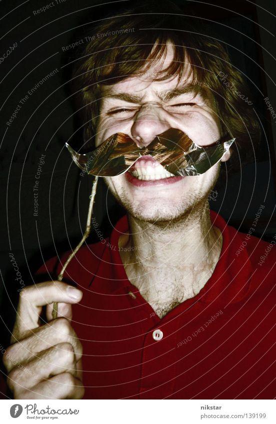 super mario Maskenball Bart Oberlippenbart Mann Party rot Chinese Italiener Brustbehaarung Freude atze Typ langer Bart Gesichtshaar Nachbildung lustig künstlich