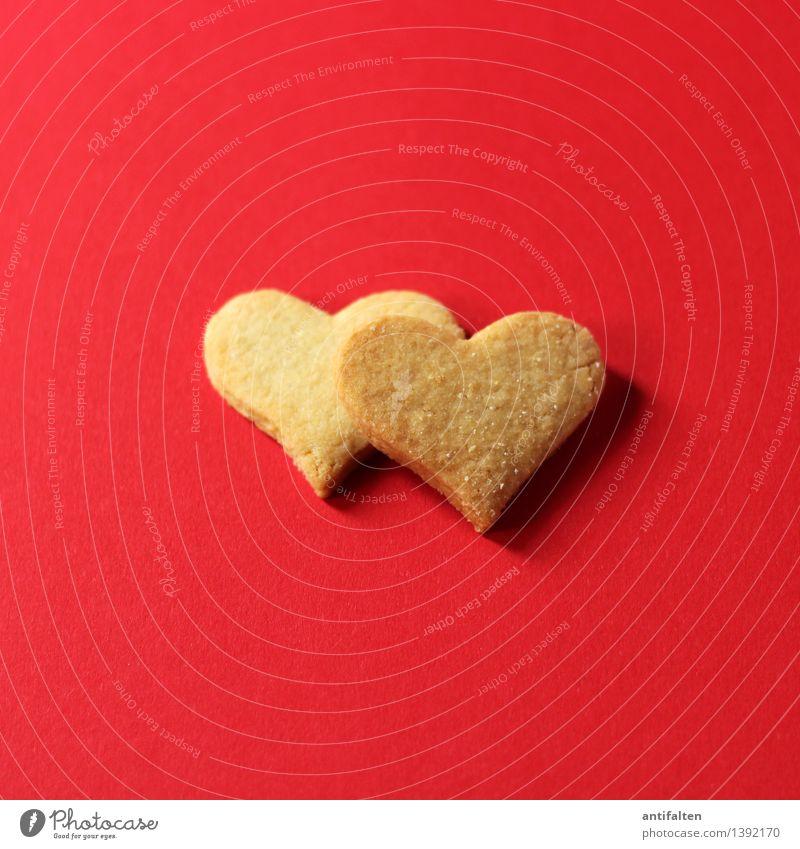 Ein ganz herzliches Dankeschön... Weihnachten & Advent rot Liebe Gefühle Essen Glück Lebensmittel Freundschaft Freizeit & Hobby Fröhlichkeit Ernährung Herz