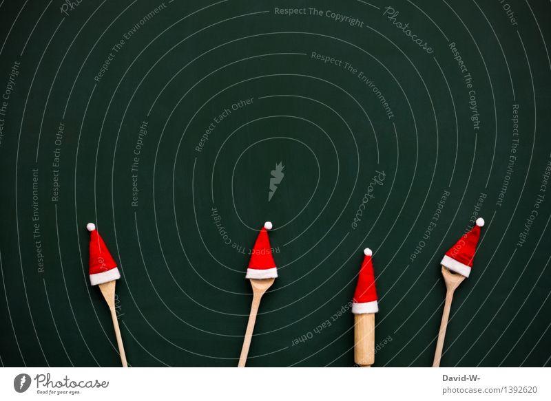 in der Weihnachtsbäckerei Kinderspiel Winter Kindergarten Tafel Mensch Kleinkind Kindheit Leben 3-8 Jahre 8-13 Jahre Spielen Fröhlichkeit Team