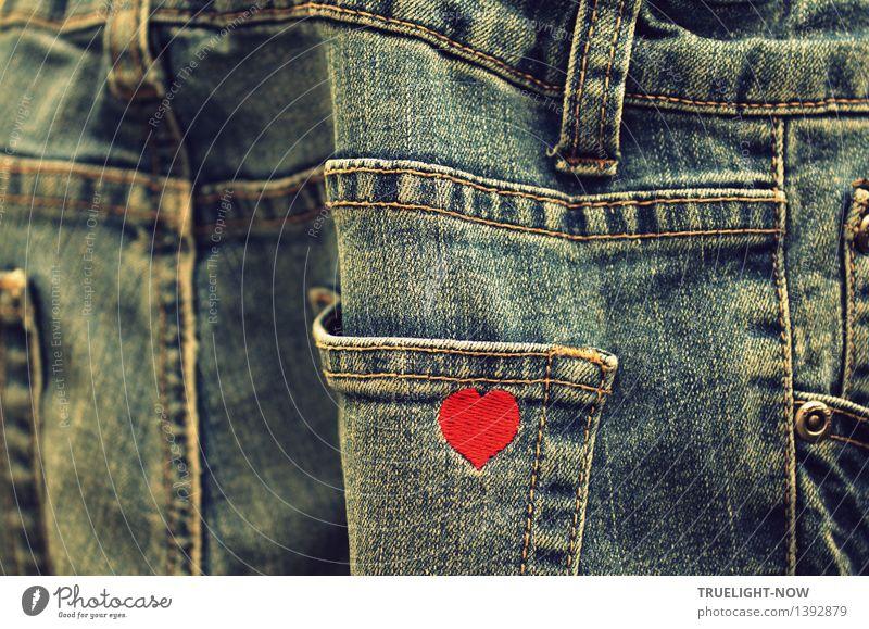 Wild at Heart blau schön rot Freude Liebe Stil Glück grau Mode Freundschaft Design authentisch ästhetisch Fröhlichkeit Herz Lebensfreude