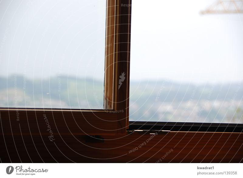 windows Fenster Aussicht Durchblick Einblick