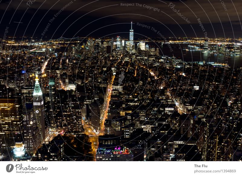 These little town blues Lifestyle kaufen Reichtum Tourismus Städtereise Nachtleben ausgehen Feste & Feiern Kapitalwirtschaft Business Erfolg New York City