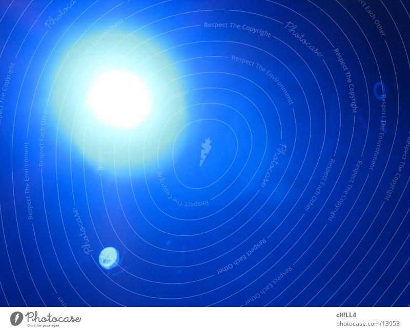 Power LED blau Lampe Kraft Technik & Technologie Schalter Leuchtdiode Elektrisches Gerät Gehäuse Modding