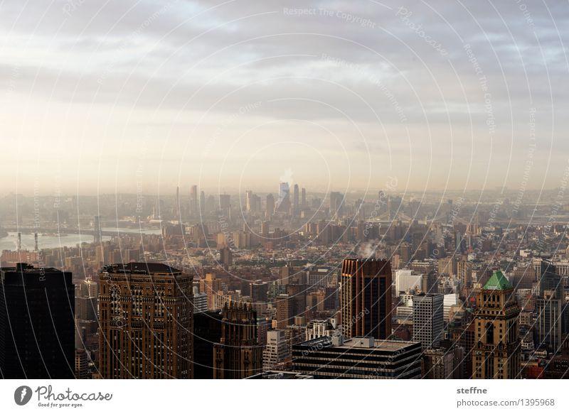 NYC |10 Stadt Freiheit Stadtleben Hochhaus ästhetisch USA Skyline Amerika Manhattan New York City Brooklyn