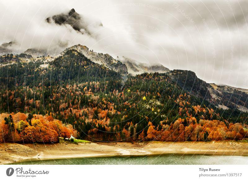 Natur Farbe Landschaft Berge u. Gebirge natürlich Hintergrundbild Beautyfotografie horizontal