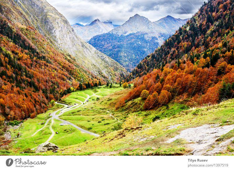 # 1397519 Natur Landschaft Berge u. Gebirge natürlich Farbe Hintergrundbild Beautyfotografie horizontal Farbfoto Außenaufnahme