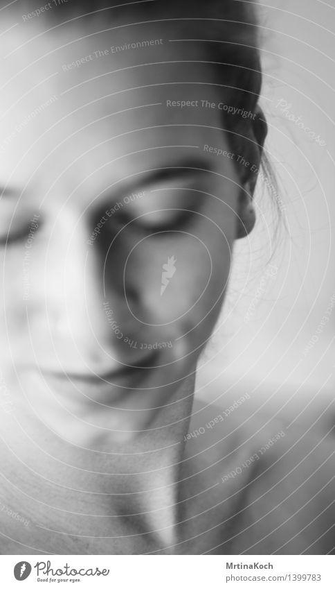 nicht nichts. Mensch feminin Junge Frau Jugendliche Erwachsene 1 18-30 Jahre Glück Fröhlichkeit Zufriedenheit Lebensfreude Tapferkeit selbstbewußt Optimismus