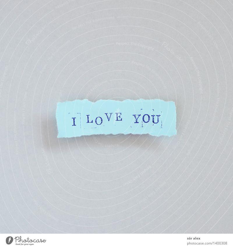 OK Zeichen Schriftzeichen blau grau Gefühle Frühlingsgefühle Liebe Verliebtheit Romantik Ehe Partnerschaft Liebespaar Liebeserklärung Liebesbrief
