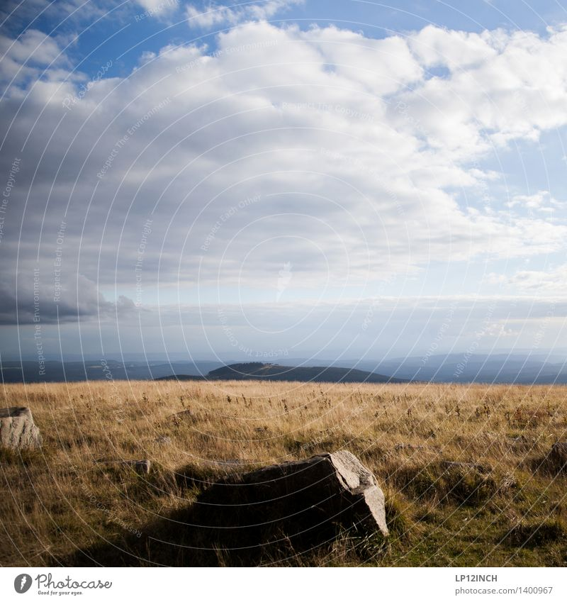 HARZ. II Himmel Natur Ferien & Urlaub & Reisen Ferne Berge u. Gebirge Umwelt Herbst Stein Tourismus wandern Aussicht genießen Ausflug schlechtes Wetter