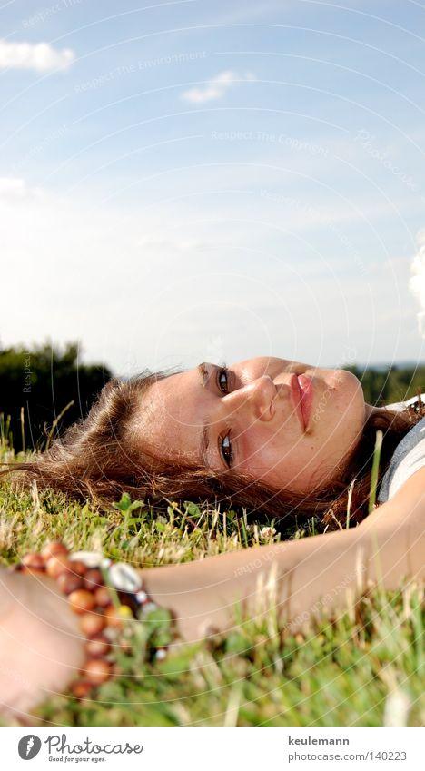 jula Natur Sommer Freude ruhig Wiese Freiheit