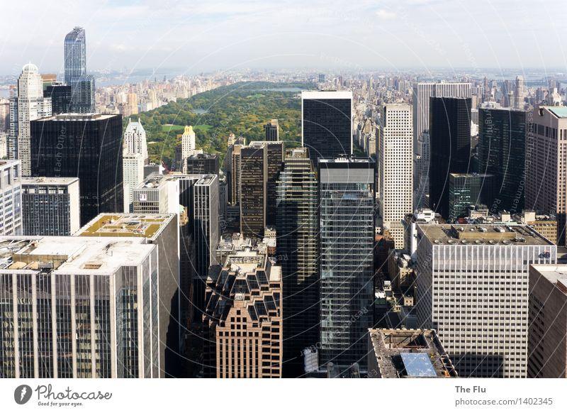 Umzingelte Natur Ferien & Urlaub & Reisen Tourismus Ferne Sightseeing Städtereise Häusliches Leben Baustelle Umwelt Park New York City Manhattan Central Park