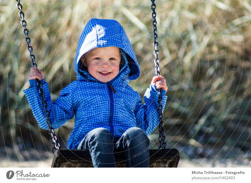 Lebensfreude Mensch Kind Freude Leben Liebe Bewegung Junge Spielen lachen Glück Familie & Verwandtschaft maskulin leuchten frei Kindheit Fröhlichkeit