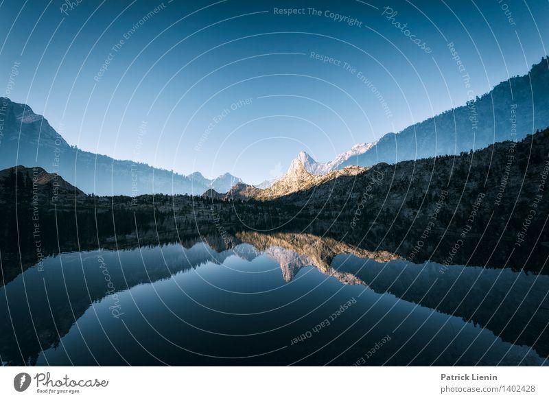 Berge * 2 Himmel Natur Sommer Wasser Landschaft Ferne Wald Berge u. Gebirge Umwelt Leben Küste Freiheit Tourismus Wetter Luft Ausflug