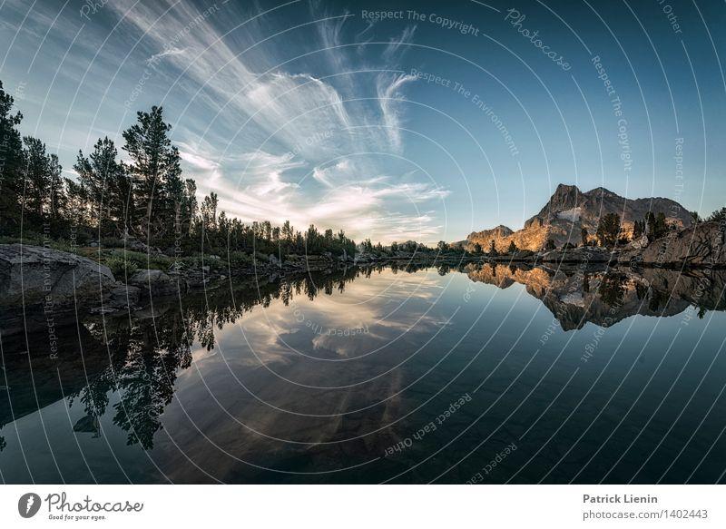 Island Pass Himmel Natur Ferien & Urlaub & Reisen Sommer Wasser Baum Landschaft Wolken Ferne Wald Berge u. Gebirge Umwelt Freiheit Felsen Tourismus