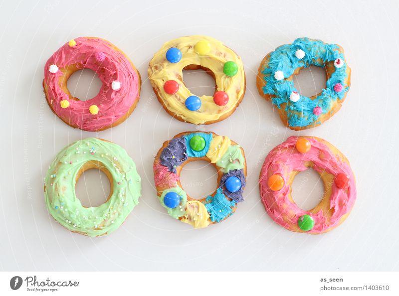 Sweet candy Lebensmittel Teigwaren Backwaren Kuchen Krapfen Ernährung Kaffeetrinken Fastfood Fingerfood Lifestyle kaufen Stil Design harmonisch Freizeit & Hobby