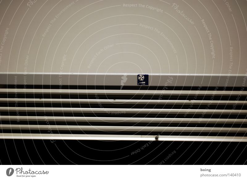 here's my biggest fan Luft Technik & Technologie Gitter Lamelle kühlen Lüftung Belüftung Elektrisches Gerät Klimaanlage Kühlergrill Kühlkörper Lüftungsschlitz