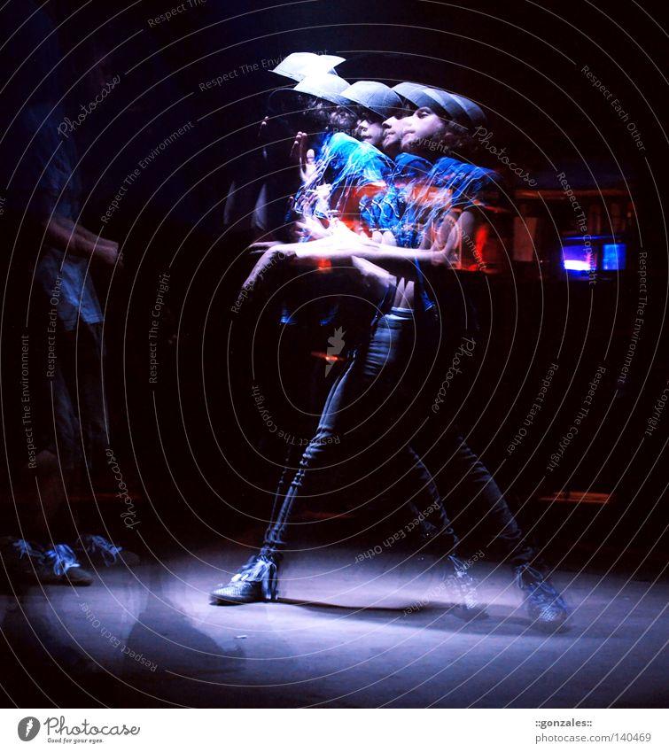 BREAKCORE Freude dunkel Gefühle Bewegung Party Musik Freundschaft liegen Tanzveranstaltung Feste & Feiern Gebäude Wut Club Rauschmittel Alkoholisiert Diskjockey