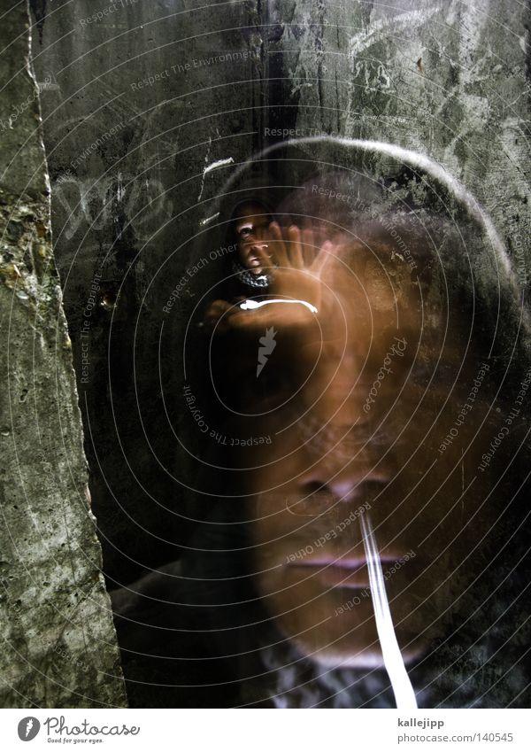 blair-rotz-project Mensch Mann Hand Fotografie bizarr Verstand Geister u. Gespenster Kapuze Alptraum Versteck Kopfbedeckung beängstigend fremdartig