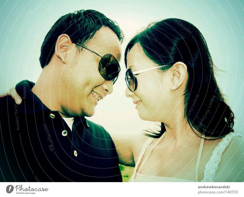 Paar Liebe Gefühle Mensch Tanzen Fan Mann Frau Freude Männer Frauen Liebespaar