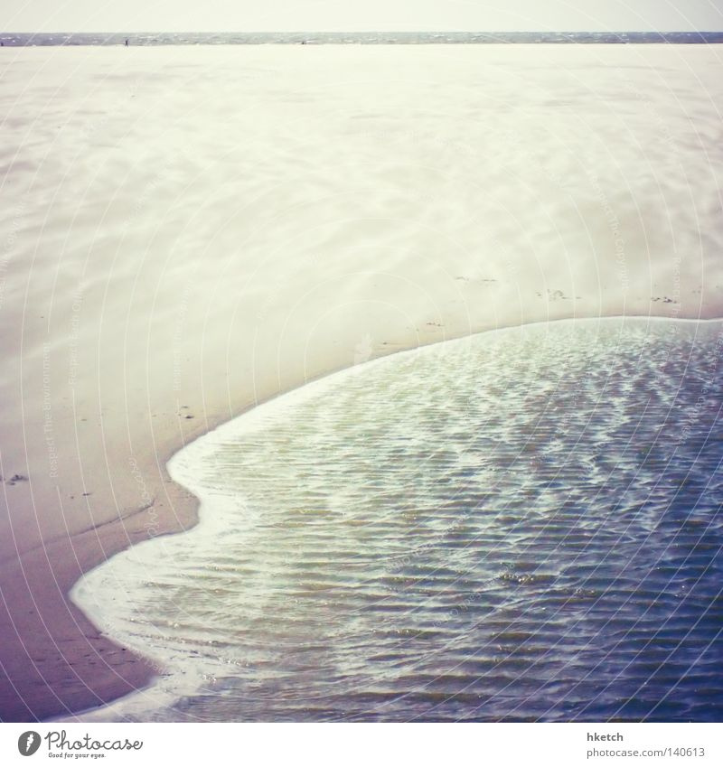 Watt is? Wasser Meer Sommer Strand Sand Wellen Wind Nordsee Wattenmeer