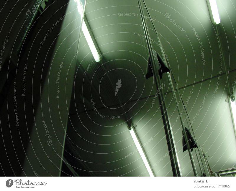 Serverschrank Neonlicht Elektrisches Gerät Technik & Technologie