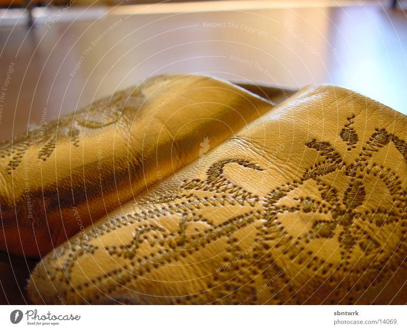 goldene Schuhe Los Angeles