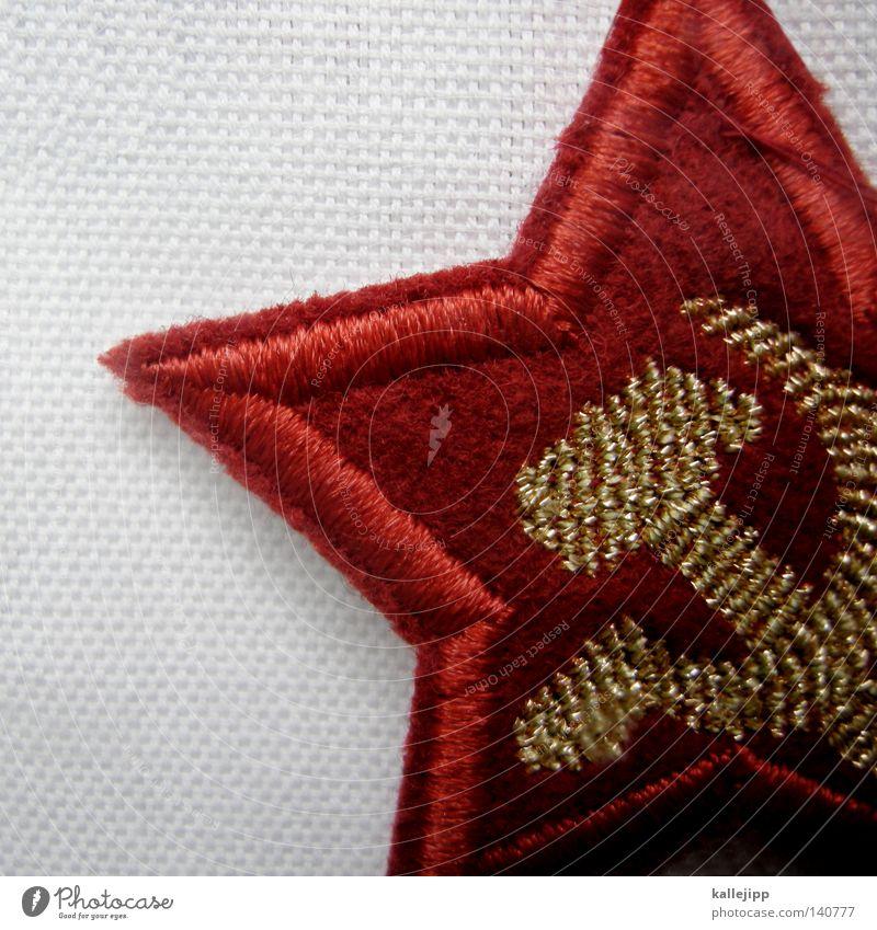 freischwimmerabzeichen rot gold Schilder & Markierungen Stern (Symbol) Stoff Symbole & Metaphern Zeichen historisch Vergangenheit Wahrzeichen Russland Parteien