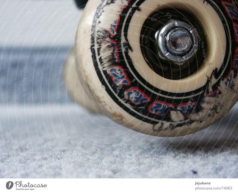 Skate Sport Kreis rund nah Skateboarding Mikrofon