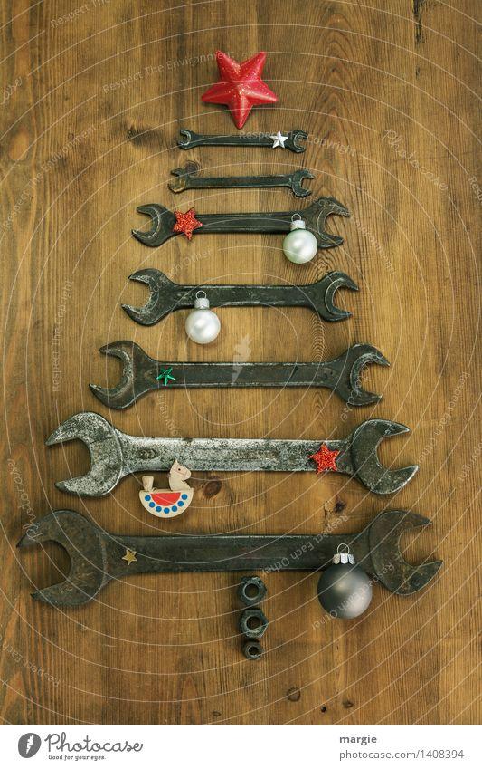 Weihnachtsbaum für Installateure Freizeit & Hobby Spielen Basteln Modellbau Feste & Feiern Weihnachten & Advent Beruf Handwerker Dienstleistungsgewerbe Werkzeug