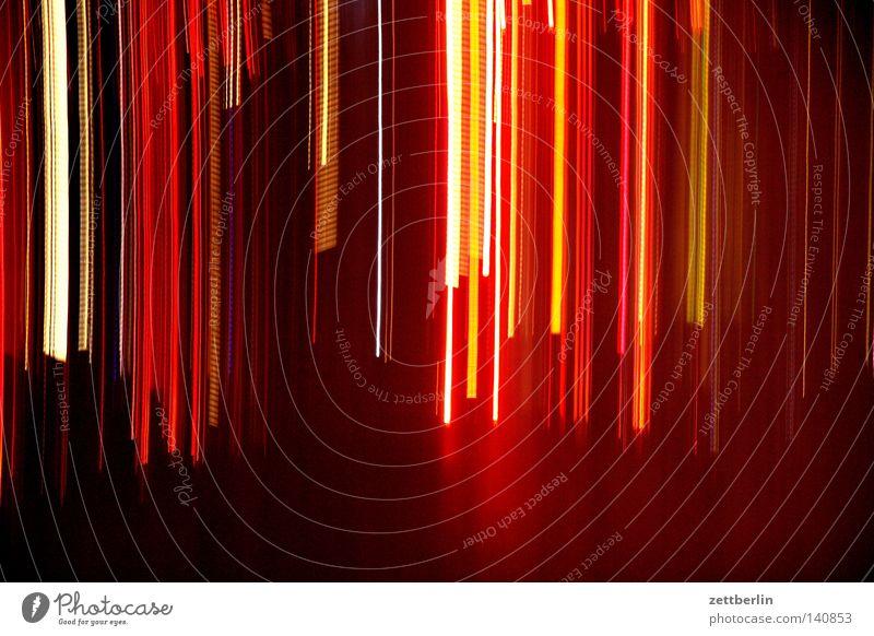 Test Licht Spuren Leuchtspur Dekoration & Verzierung Illumination Langzeitbelichtung Komet Schwanz Pfingsten Zunge Feuer Brand Geister u. Gespenster gießen