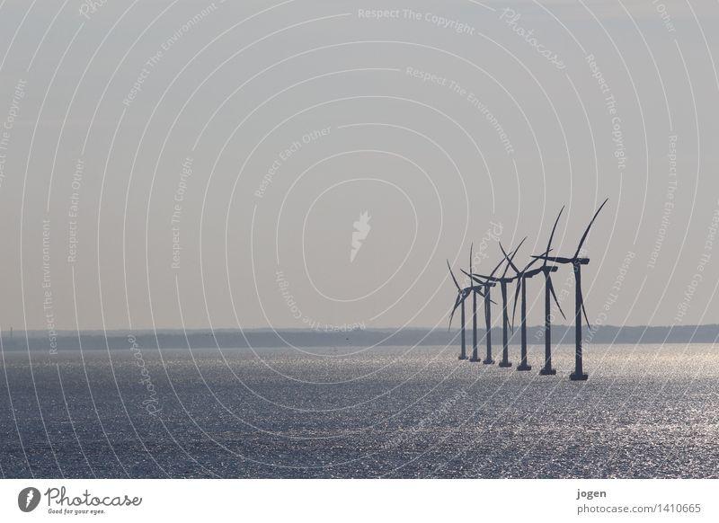 energyrevolution Wissenschaften Fortschritt Zukunft High-Tech Energiewirtschaft Erneuerbare Energie Windkraftanlage Umwelt Natur Luft Wasser Klima Klimawandel