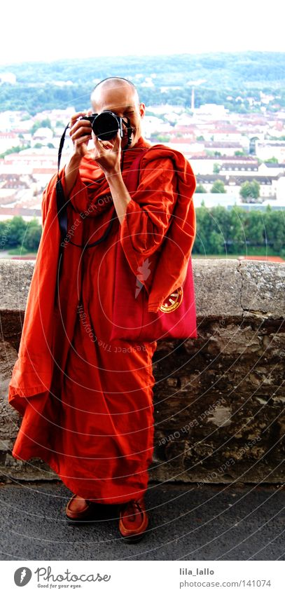 Kollege Fotograf professionell Hochschullehrer Freizeit & Hobby frisch außergewöhnlich Mönch Mönch (Berg) Glaube Freundlichkeit Mitarbeiter Selbstlosigkeit