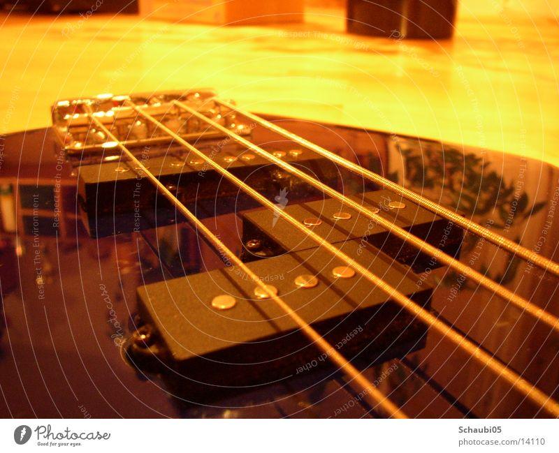 Bass 02 Saite Kontrabass Musik Gitarre Ibanez