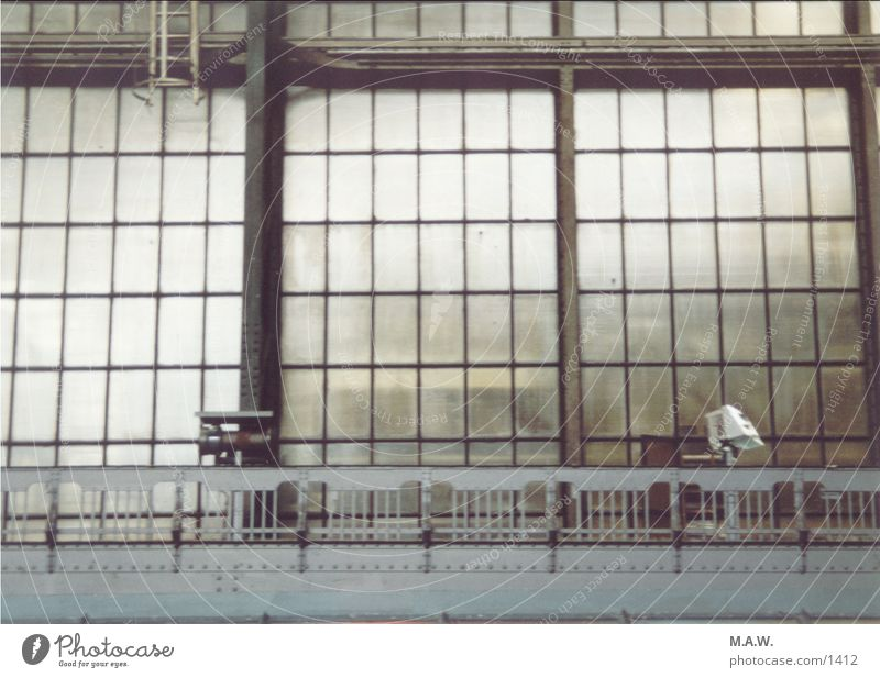 Bahnhoffenster Fenster Architektur