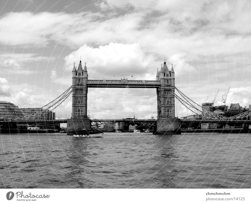 2_the_towerbridge Tower Bridge London Denkmal historisch Brücke