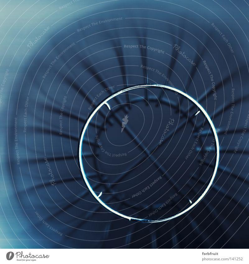 KORBBLUR Korb Metall Metallwaren Edelstahl Stab Kreis Ring Perspektive Froschperspektive Kreuz netzartig Unschärfe Bewegungsunschärfe Sucher fokussieren Mitte