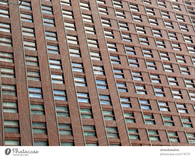 windows_to_the_sky Berlin Wand Fenster Architektur Hochhaus Bürogebäude Potsdamer Platz