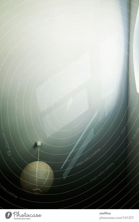 Nachmieter gesucht! IV Wohnung Raum Haus Häusliches Leben Lampe Fenster Licht Sonne durchfluten Schatten Decke Mieter Gebäude Schlafzimmer